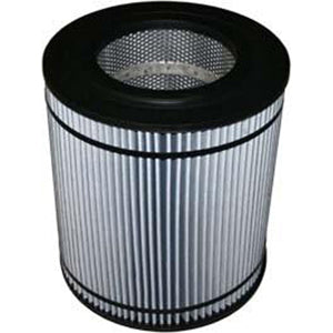 filter, final filter, hydro excavation filter, hydroexcavation filter, air filter, blower filter