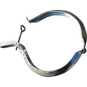 Vac hose quick clamp, quick clamp, over-center quick clamp, speed clamp, hose clamp