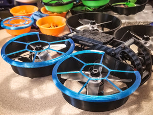ACROBRAT DUO SPECIFIC Universal Ducted Propeller Guards (REMOVABLE TOP!) (FULL SET + 1 FREE!)
