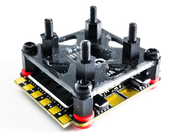 TPU Stack Converters + Flight Controller Vibration Dampening!
