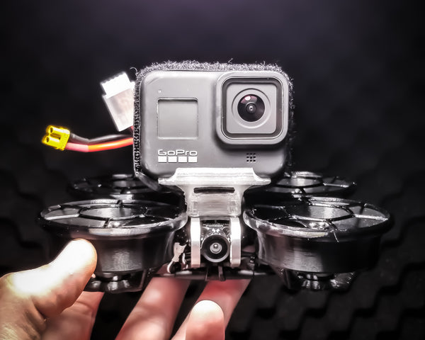 Tadpole Cinewhoop (GoPro/Lipo) Mount and Conversion Kit