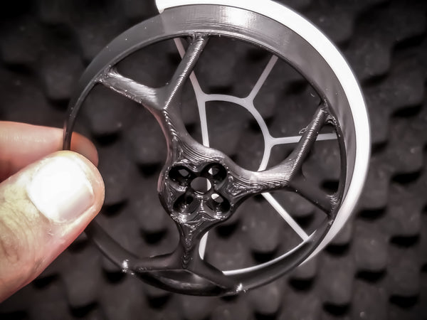 Cine-Rat SPECIFIC Universal Ducted Propeller Guards (REMOVABLE TOP!) (FULL SET + 1 FREE!)