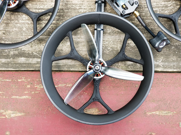 "7"" Universal Ducted Propeller Guards (FULL SET + 1 FREE!)"