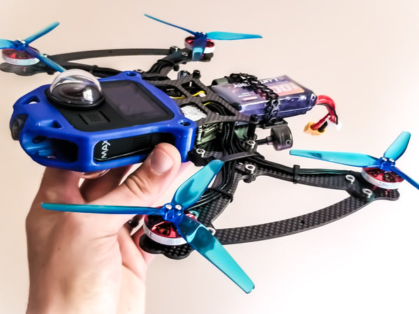 Cine-Bird XL Frame-Kit (Invisible Drone Capable!)