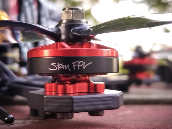 Stan FPV 2604 2410kv Pro Motors (choose 5mm or T-Mount)