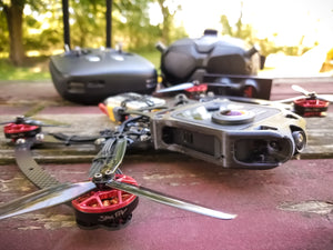 Cine-Bird XL *BIND N FLY or READY TO FLY* Full Custom Build (Invisible Drone Capable!)(Tested and Tuned by Stan FPV)