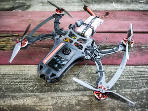 Cine-Bird XL Frame-Kit - Frame Only - NO MOUNT ( (Invisible Drone Capable)