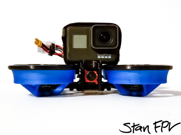 OG Cinewhoop GoPro / Lipo Mounts