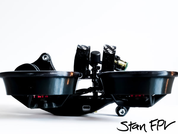 DJI HD FPV RTF Micro Cine-Drone Full System - Custom Build, Test & Tune (w/ Goggles & Radio)