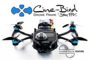 CINE-BIRD Cinematic FPV Full Drone Build - BNF or RTF - Built, Tested, and Tuned by Stan FPV