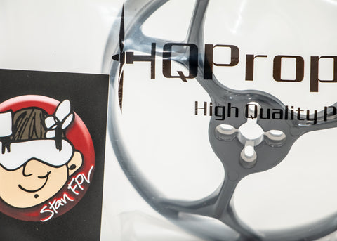 "5"" (INJECTED) Universal Ducted Propeller Guards (Fits almost ANY 5"" FPV frame!)"