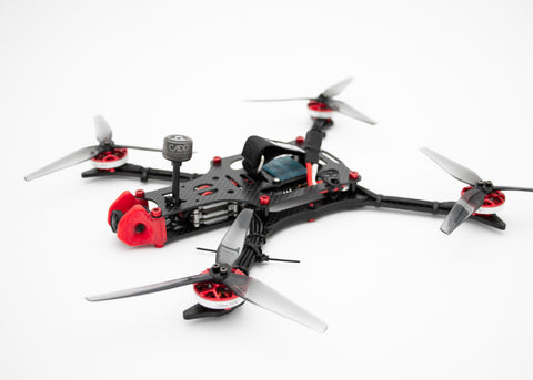 "Feather - Frame Kit (Sub250g 5"" Freestyle Capable Drone Frame)"