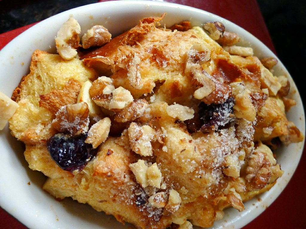 Recipe: Bread Pudding