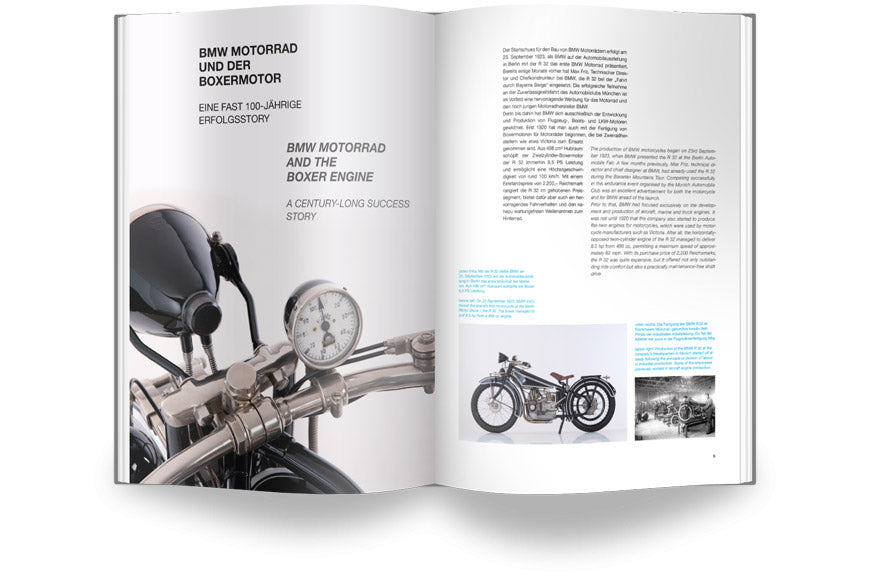 BMW R 90 S Boxermotor Modell Buch