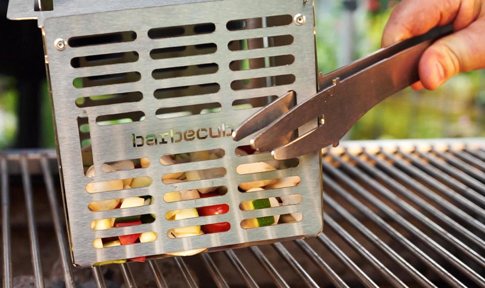 Barbecube Grillzange