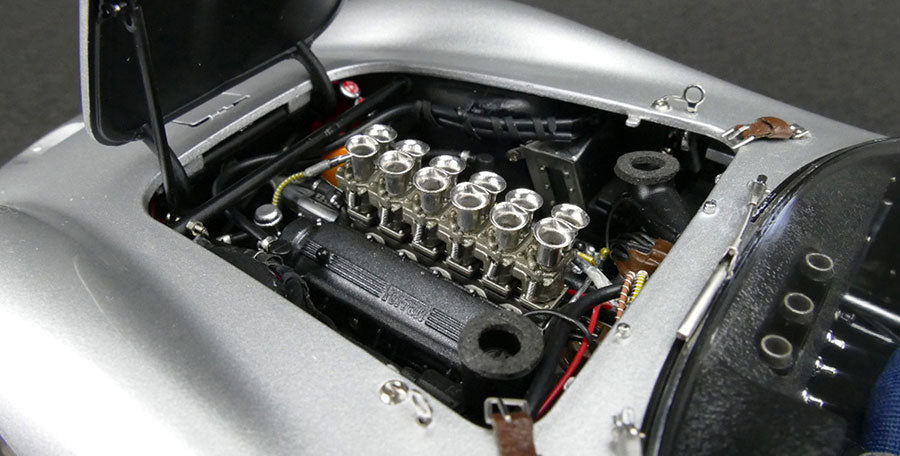Ferrari 250 GTO CMC engine