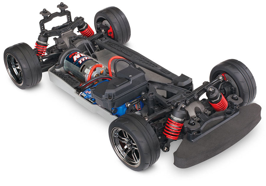 Traxxas Ford GT 4-tec 2.0 chassis