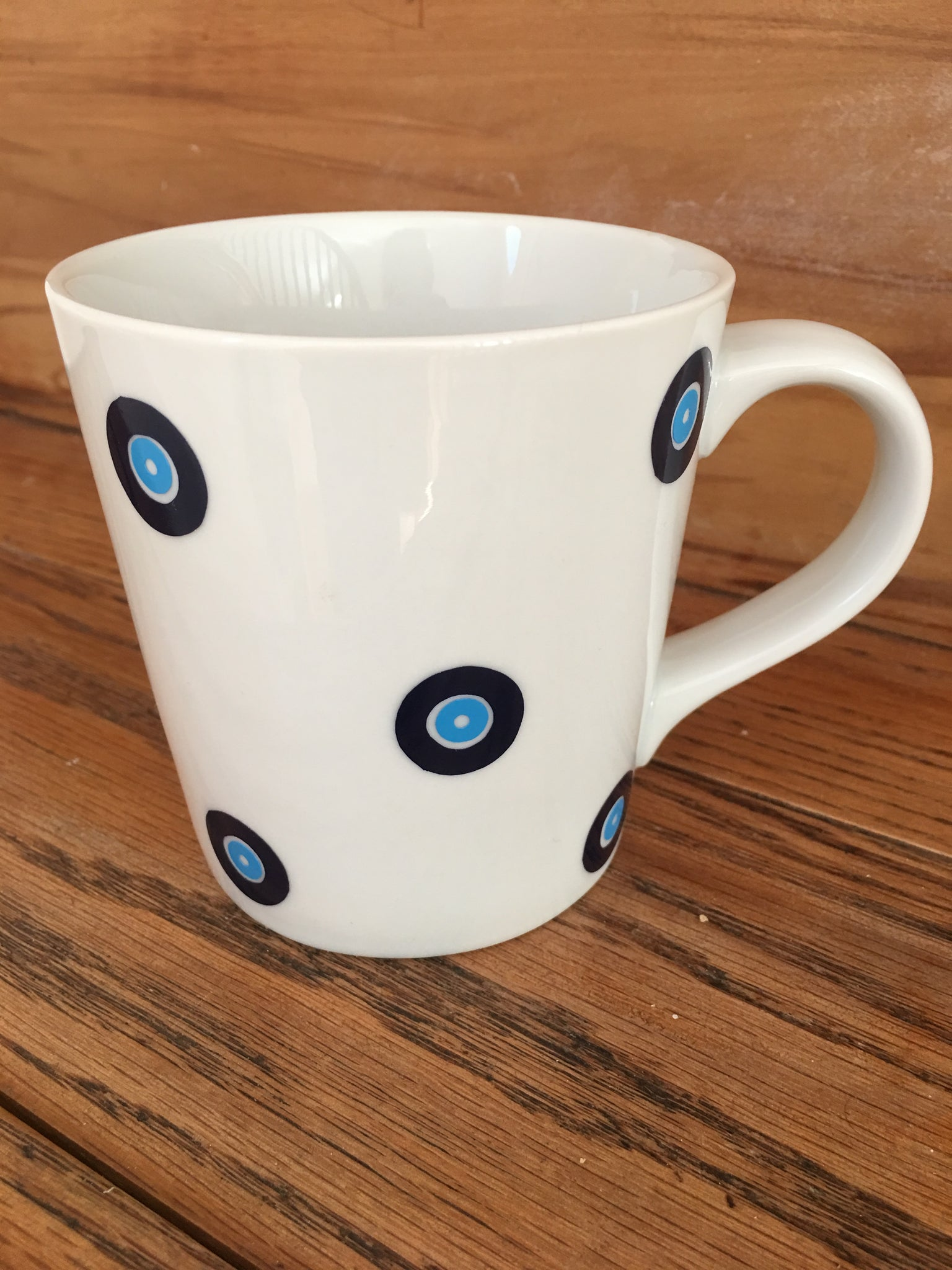 Evil Eye Coffee Mug