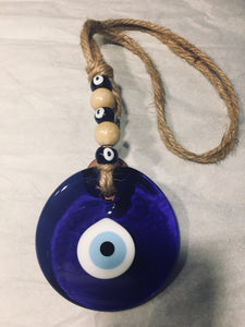 Evil Eye Wallhanging