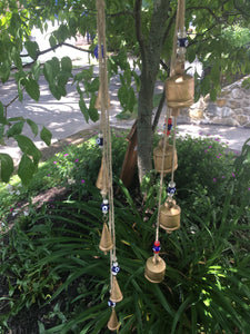 Evil Eye Windchimes
