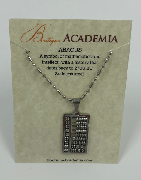 Necklace- Abacus