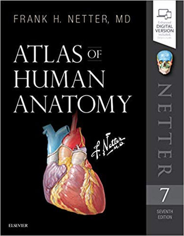 Atlas of Human Anatomy 7th