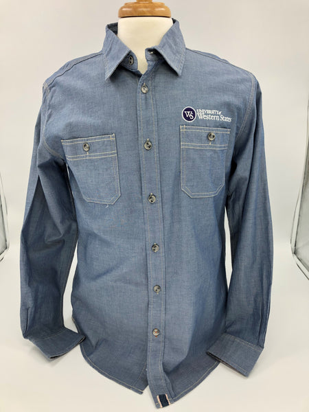 UWS Button Up Mens Fit Denim