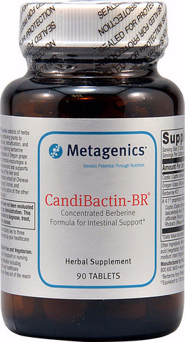 Metagenics CandiBactic BR - 90 Tablets