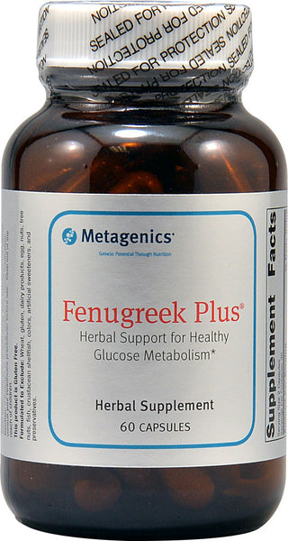 Metagenics Fenugreek Plus - 60 Capsules