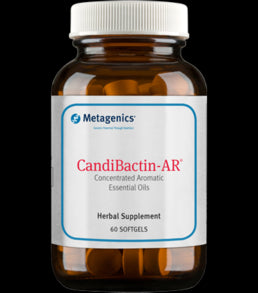 Metagenics CandiBactic AR - 60 Softgels