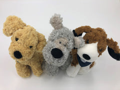 UWS Plush Mighty Tykes Pups