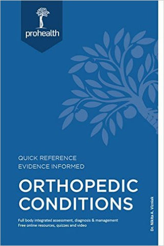 Orthopedic Conditions Manual