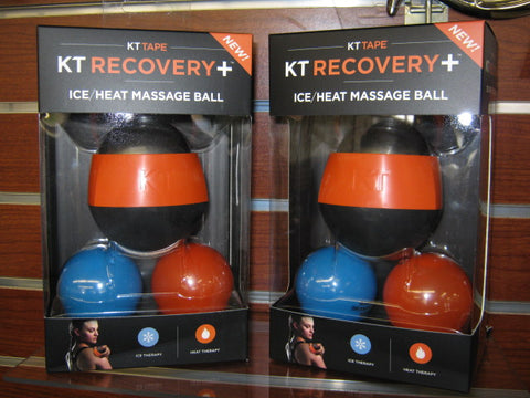 KT- Recovery +  Ice/Heat Massage Balls