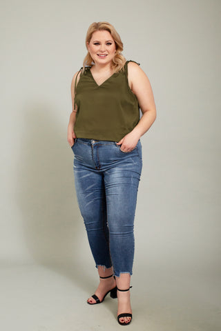 Plus Size Lily Top