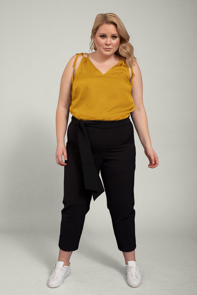 Mustard Lily Top