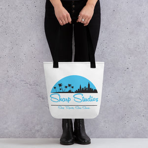 Sharp Studios Tote Bag