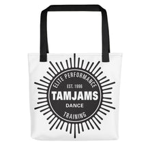 Load image into Gallery viewer, TAMJAMS Sunburst Tote bag