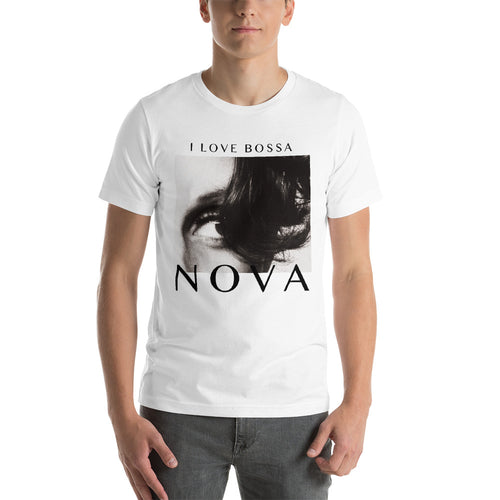 NOVA Short-Sleeve Unisex T-Shirt - LIGHT COLORS