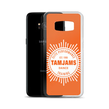 Load image into Gallery viewer, TAMJAMS Sunburst Samsung Case - ORANGE