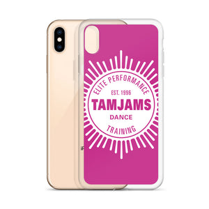 TAMJAMS Sunburst iPhone Case - PINK