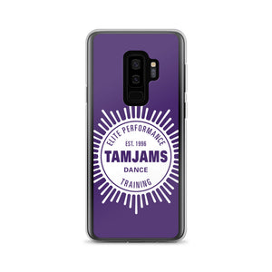 TAMJAMS Sunburst Samsung Case - PURPLE