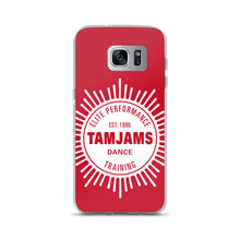 Load image into Gallery viewer, TAMJAMS Sunburst Samsung Case - RED