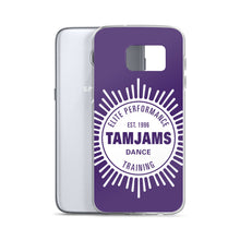 Load image into Gallery viewer, TAMJAMS Sunburst Samsung Case - PURPLE