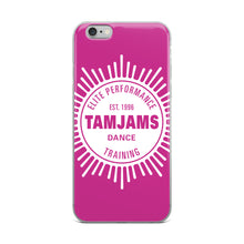 Load image into Gallery viewer, TAMJAMS Sunburst iPhone Case - PINK
