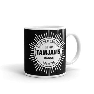 TAMJAMS Sunburst Mug - BLACK