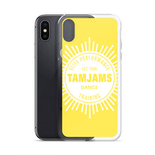 Load image into Gallery viewer, TAMJAMS Sunbrust iPhone Case - YELLOW