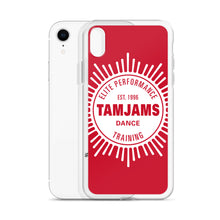 Load image into Gallery viewer, TAMJAMS Sunburst iPhone Case - RED