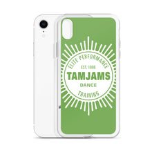 Load image into Gallery viewer, TAMJAMS Sunbrust iPhone Case - GREEN