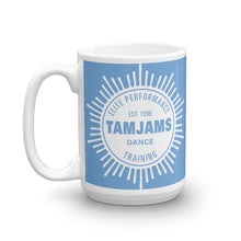 Load image into Gallery viewer, TAMJAMS Sunburst Mug - BLUE