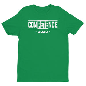 comPETEence 2020 - Premium Fitted T-Shirt